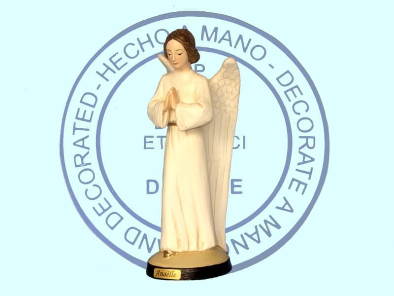 Ange florentin debout prière