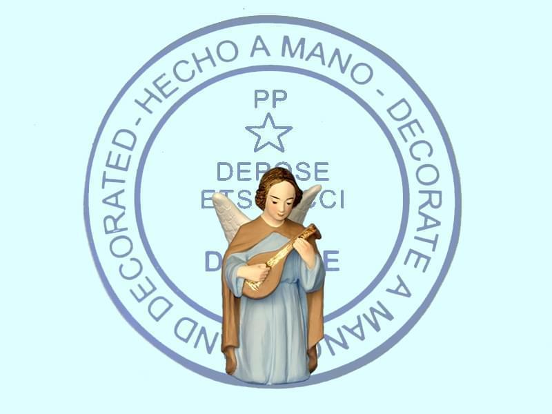 Ange florentin genoux mandoline